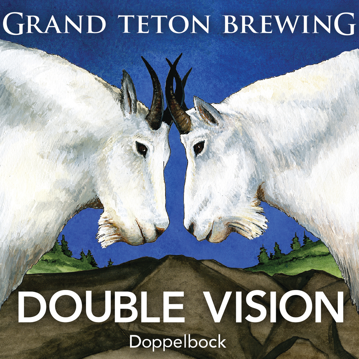 Idaho: Grand Teton Double Vision Doppelbock