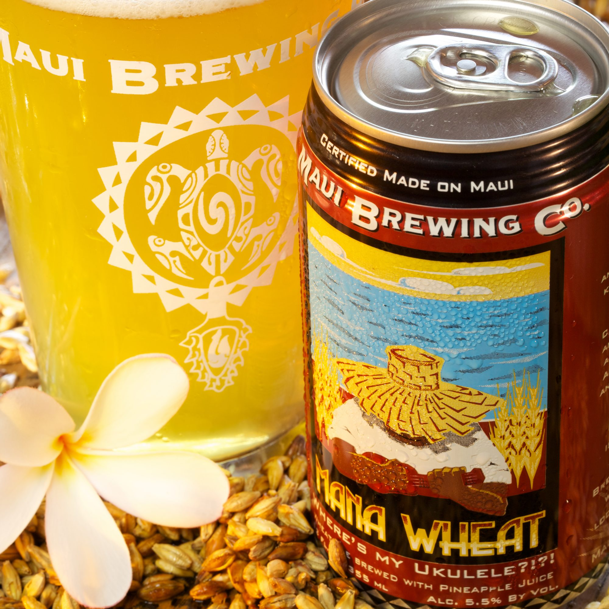 Hawaii: Maui Bikini Blonde Lager