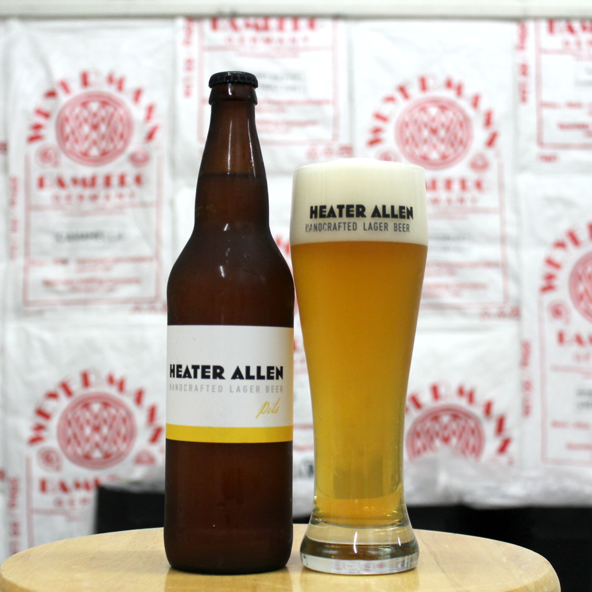 Oregon: Heater Allen Pils