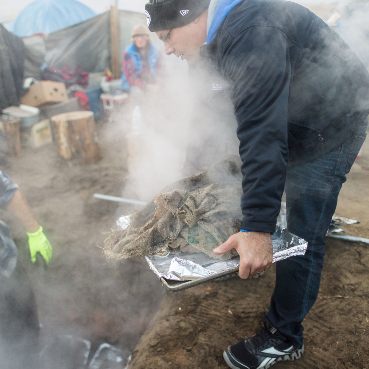 standing rock thanksgiving