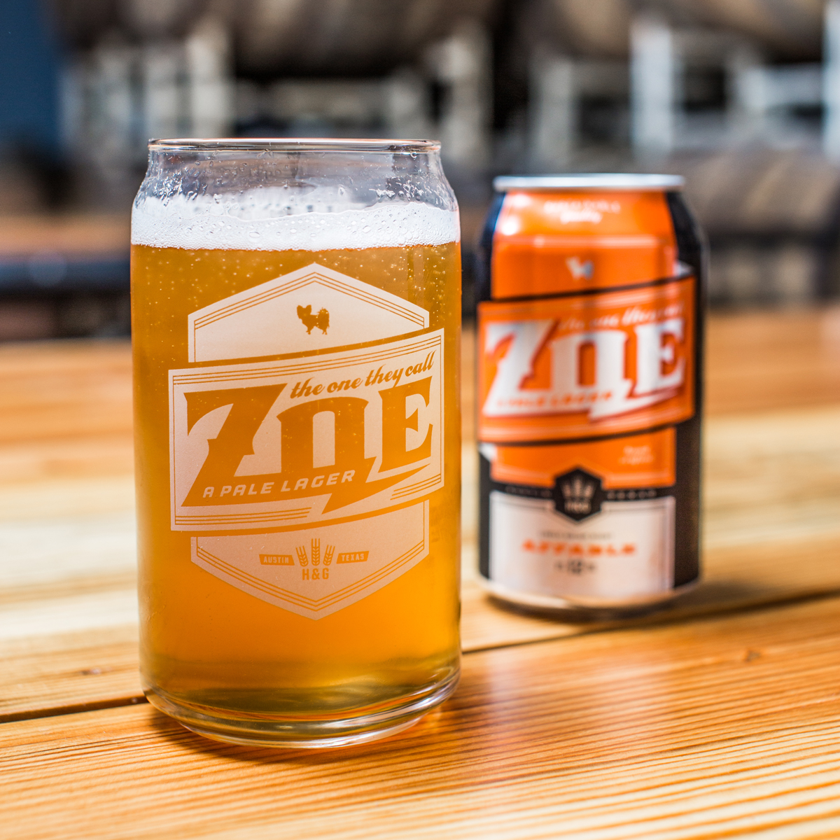 Texas: Hops & Grain The One They Call Zoe