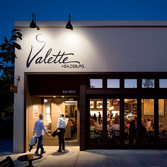Valette: Locally-Sourced Dinner