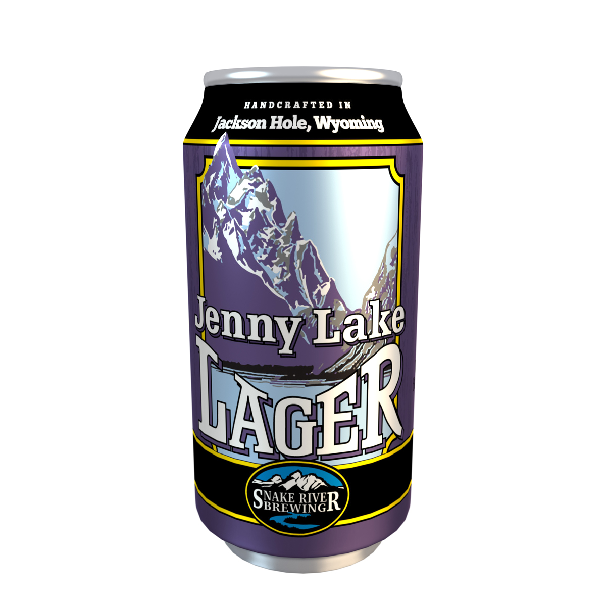 Wyoming: Snake River Jenny Lake Lager