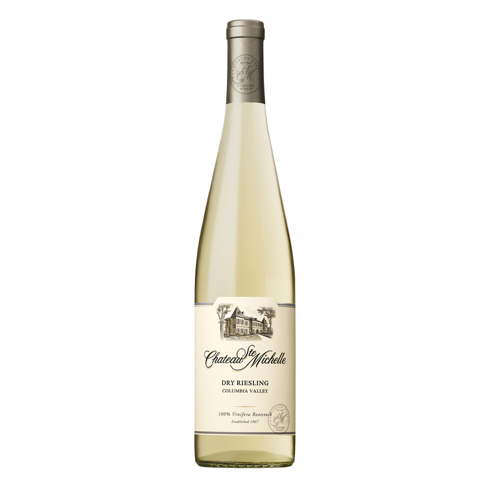 2015 Chateau Ste Michelle Dry Riesling
