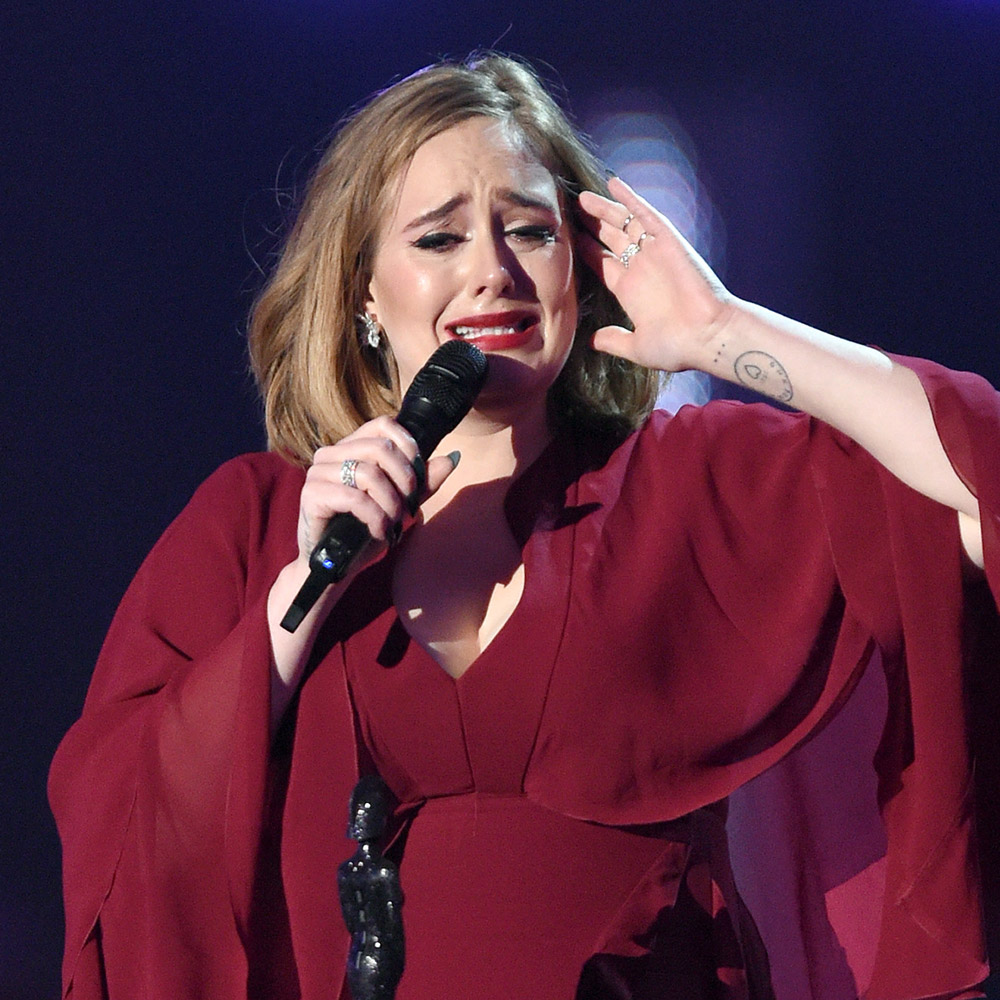 Adele inspired a search for her favorite burrito.