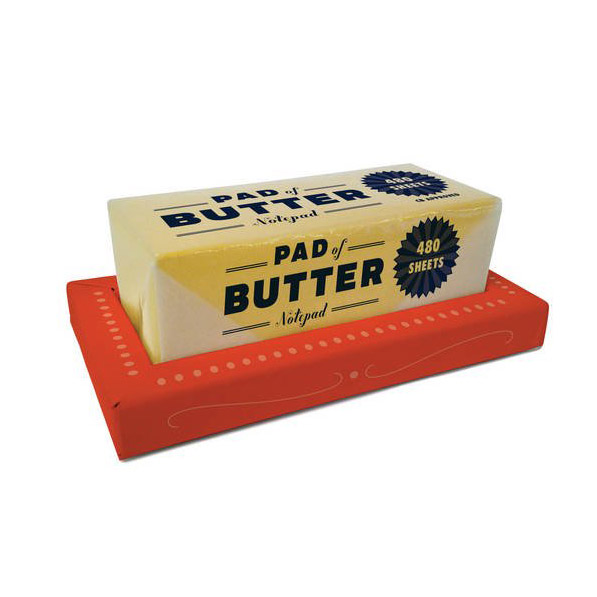 Stick of Butter Notepad