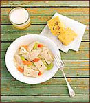 Mrs. Cribbs's Chicken and Dumplings