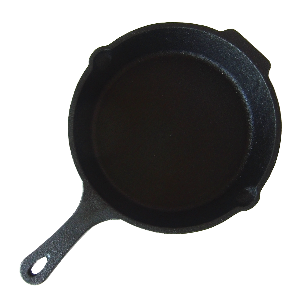 Pre-Seasoned Cast-Iron Skillet