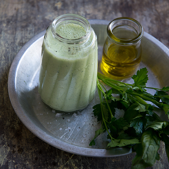 Yogurt and Herb Dressing