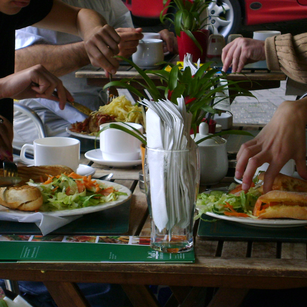 Maggie's Greasy spoon london