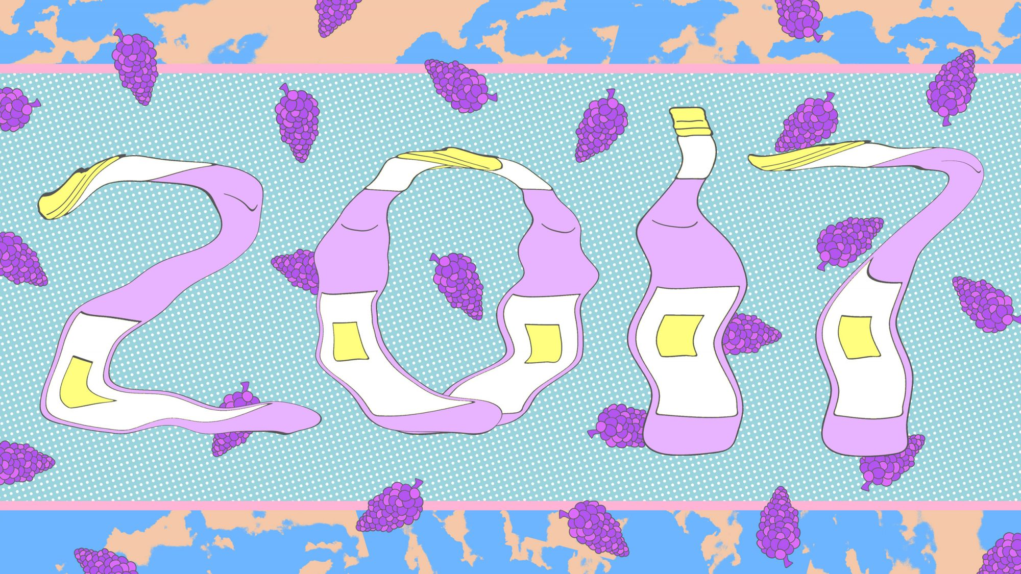 Wine New Year Resolutions