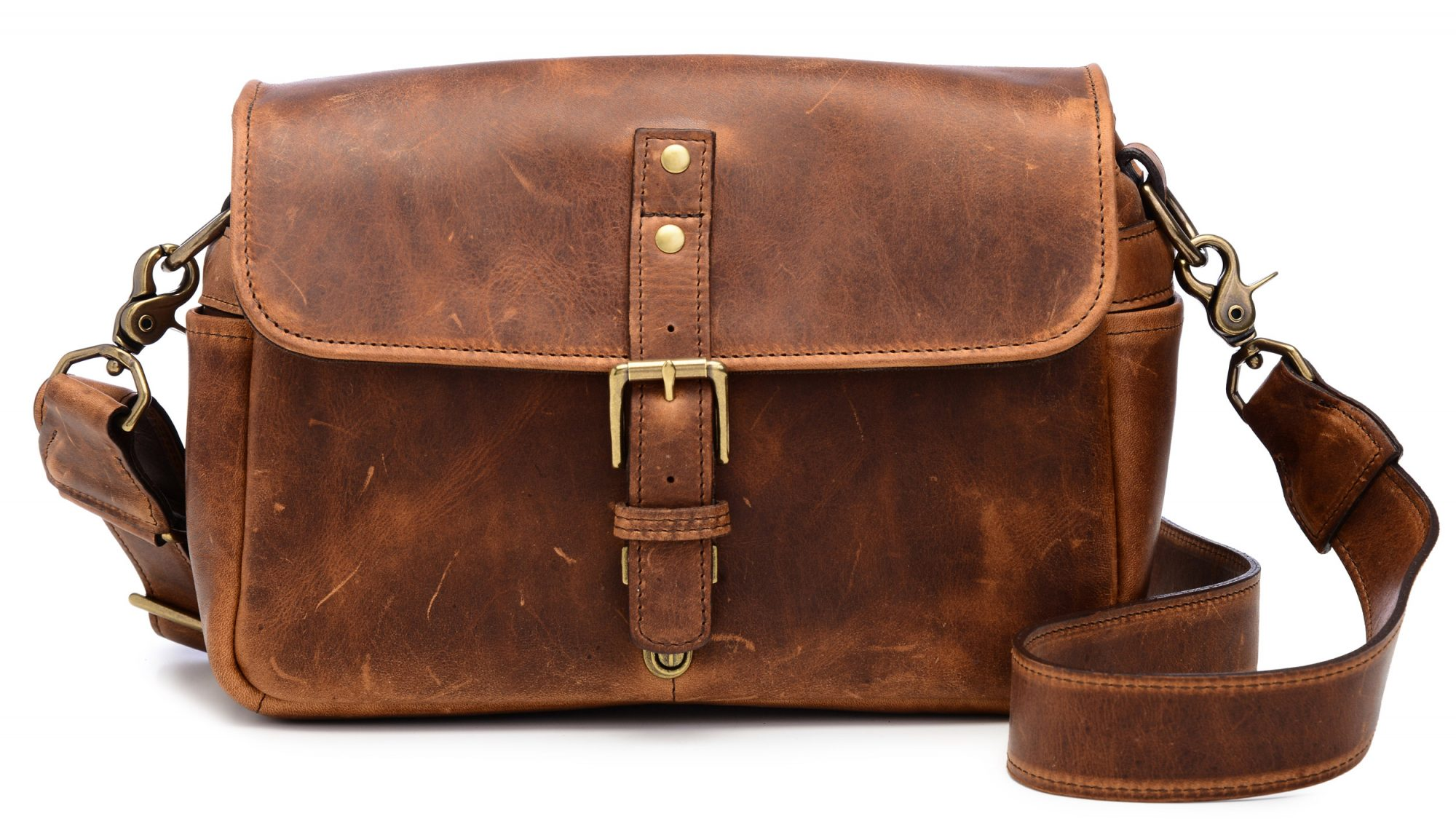 The Ona Leather Bowery Bag