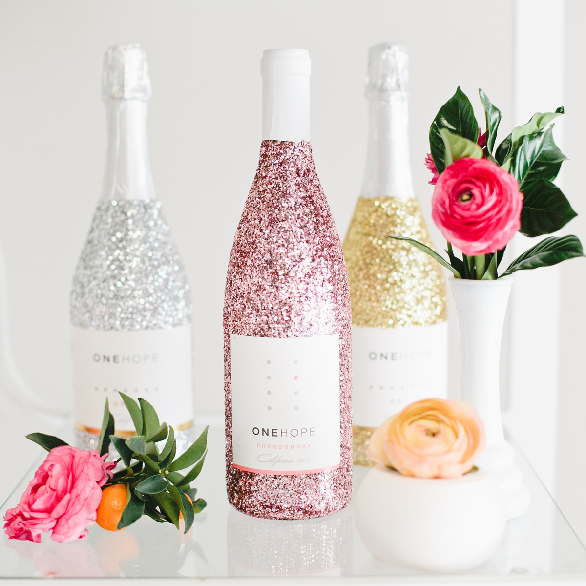 ONEHOPE Glitter Edition Wines, $59-$69