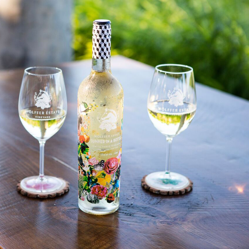 Wölffer Summer in a Bottle White 2015, $24