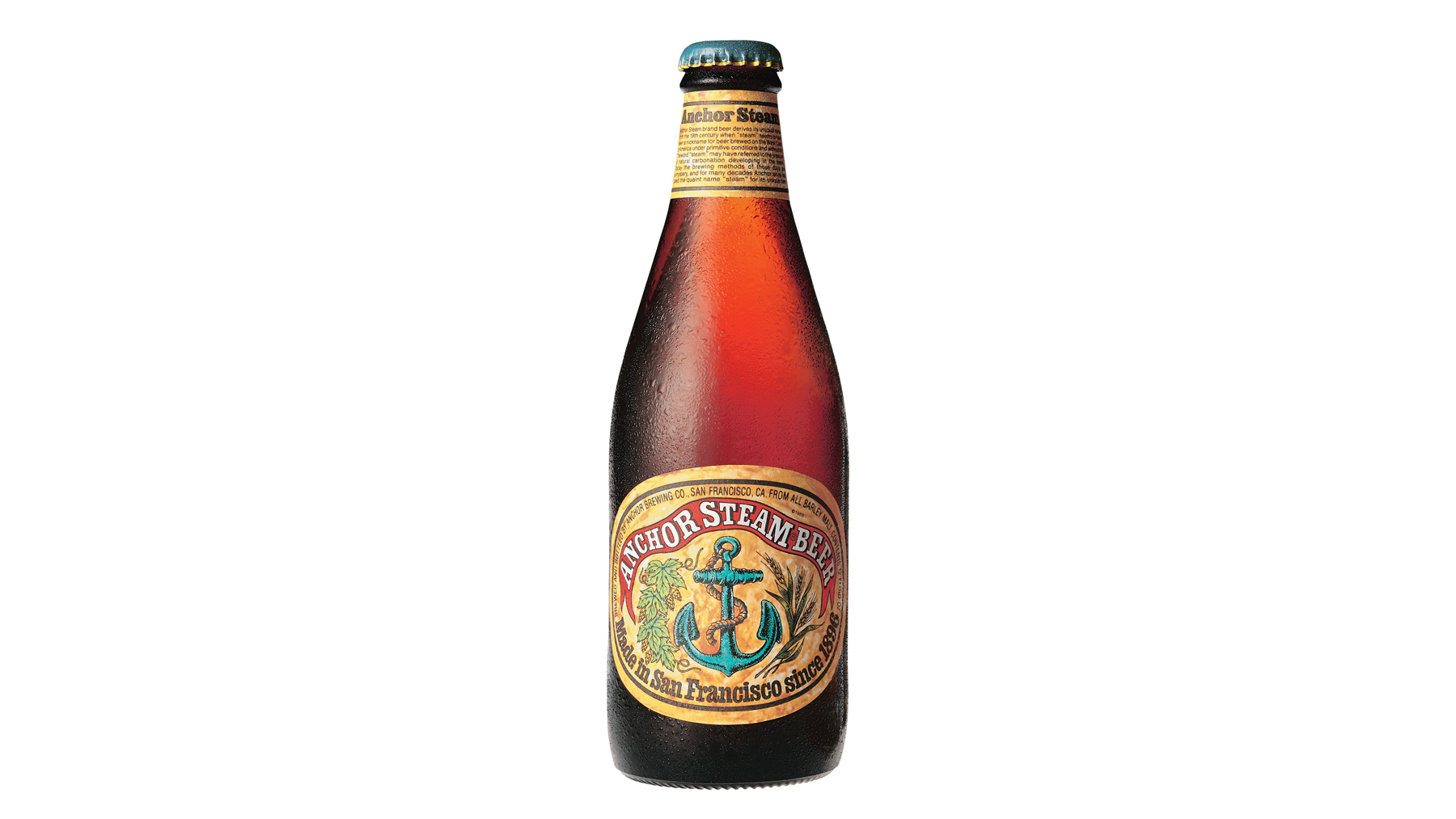 Anchor Brewing Steam
