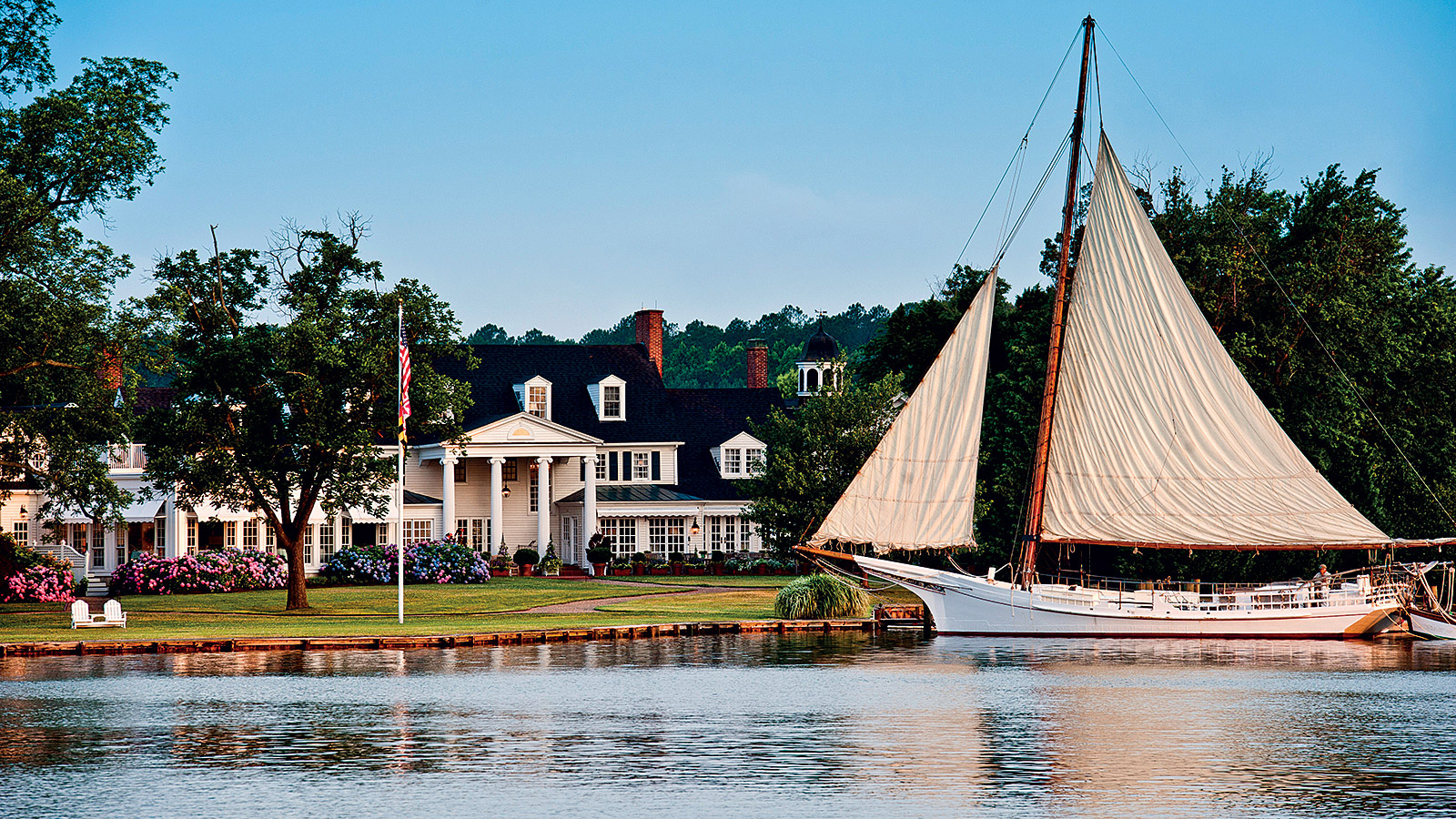 Inn at Perry Cabin by Belmond in Maryland