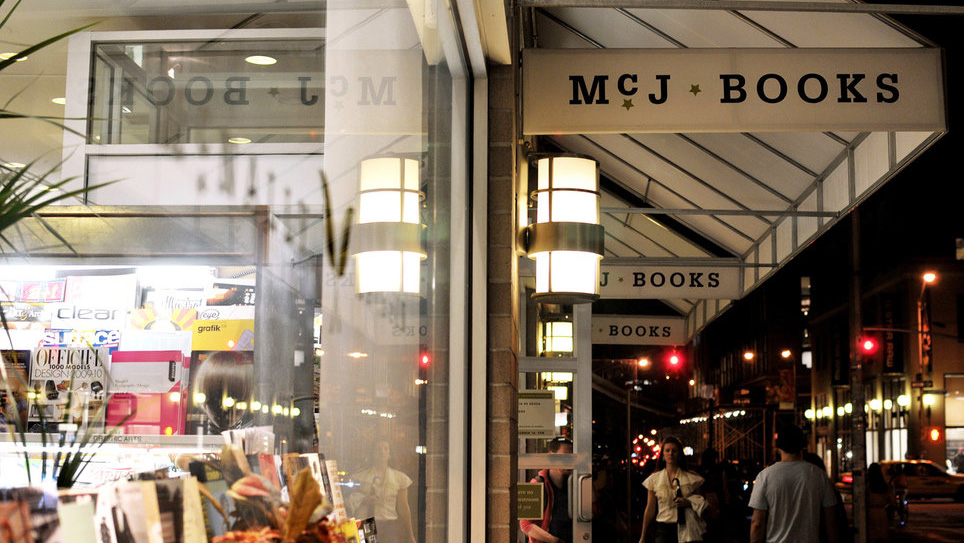 McNally Jackson Books