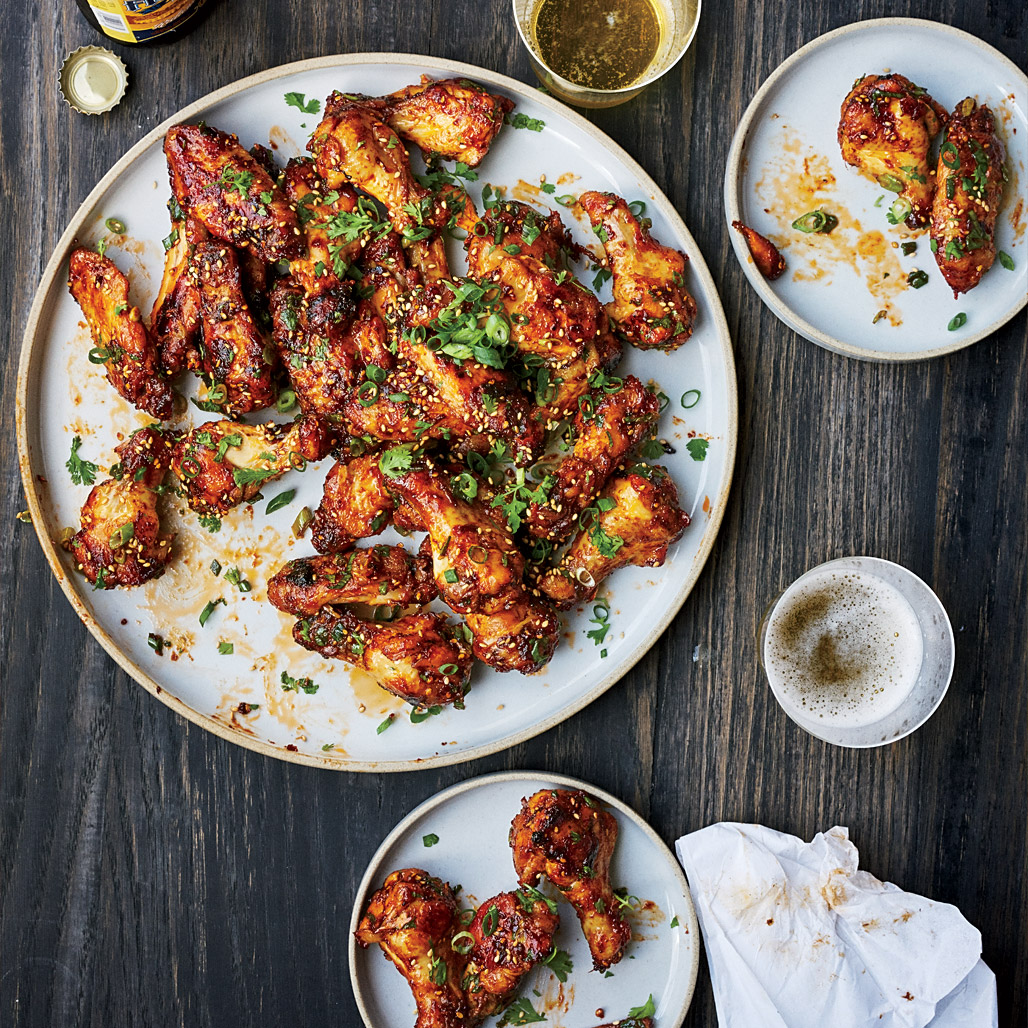 Sticky Baked 