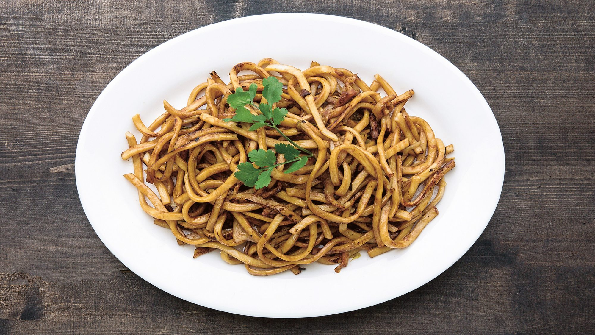 Stir-Fried Shanghai Noodles