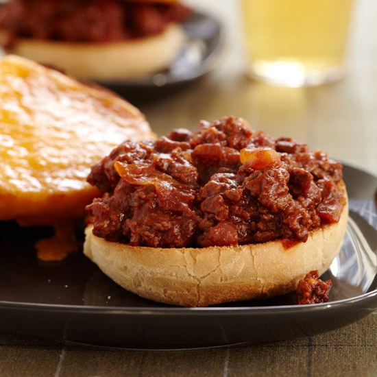 Barbecue Sloppy Joes