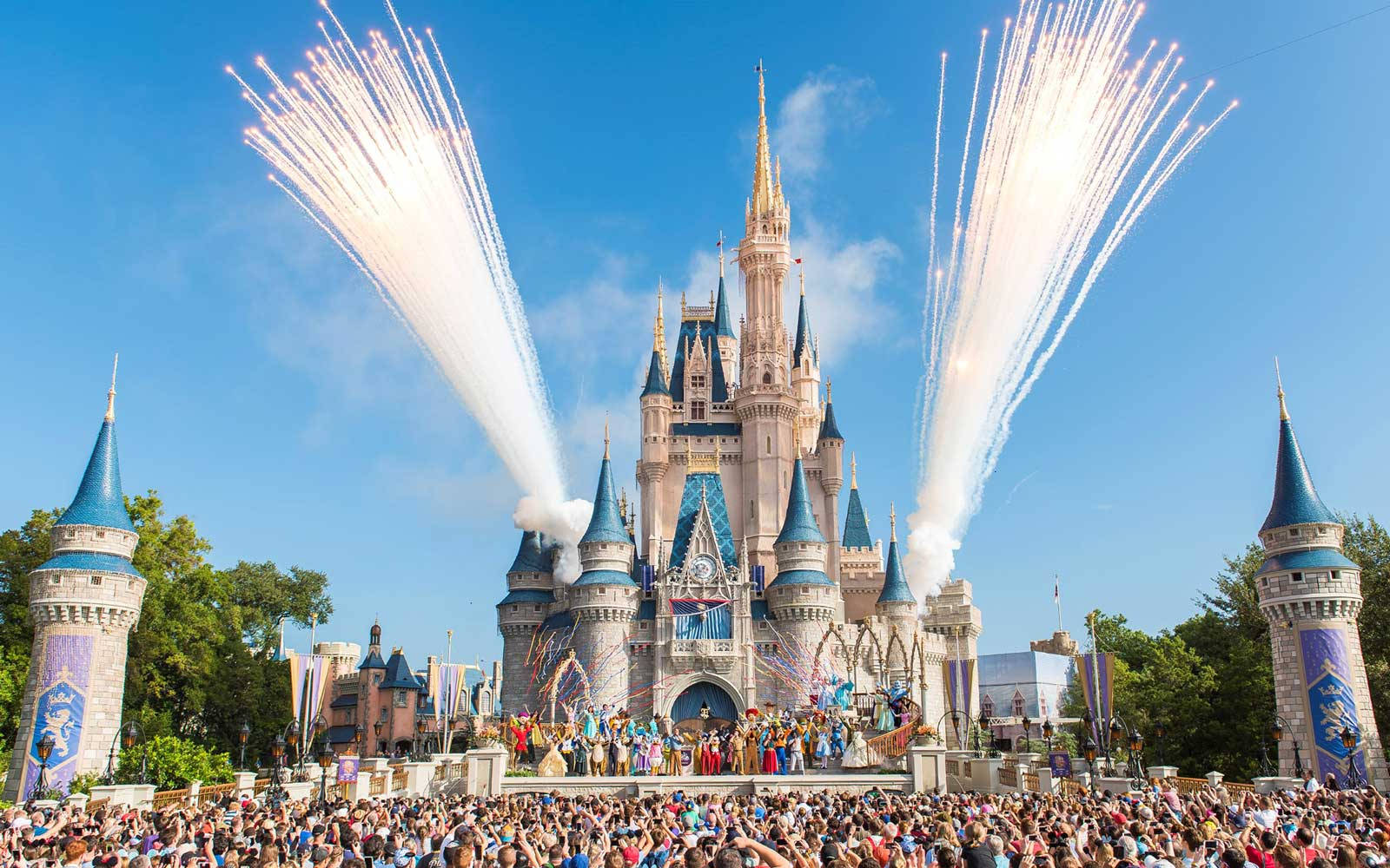 These Are All of the Changes Coming to Disney World
