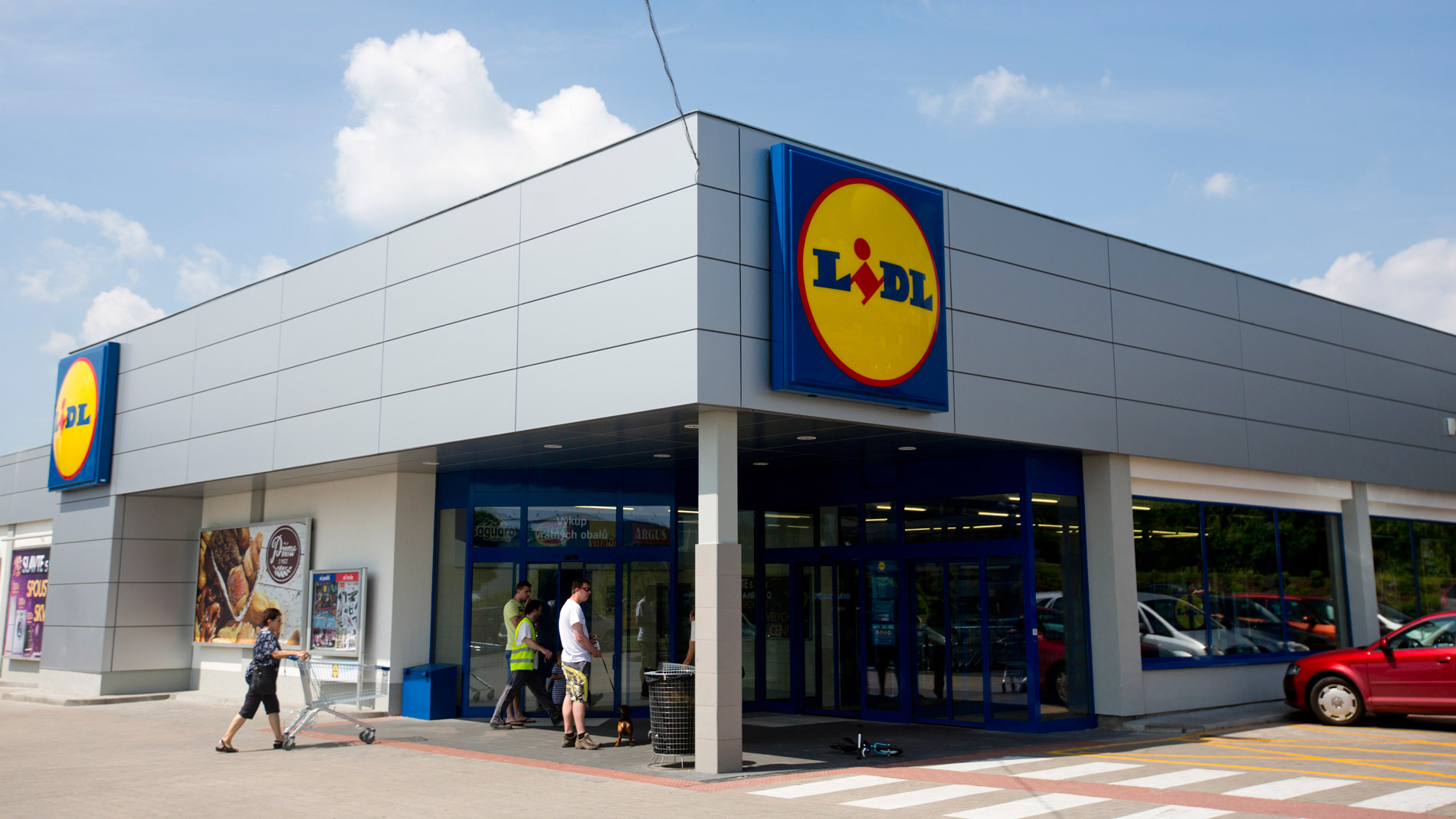 Lidl Supermarket to Open in US