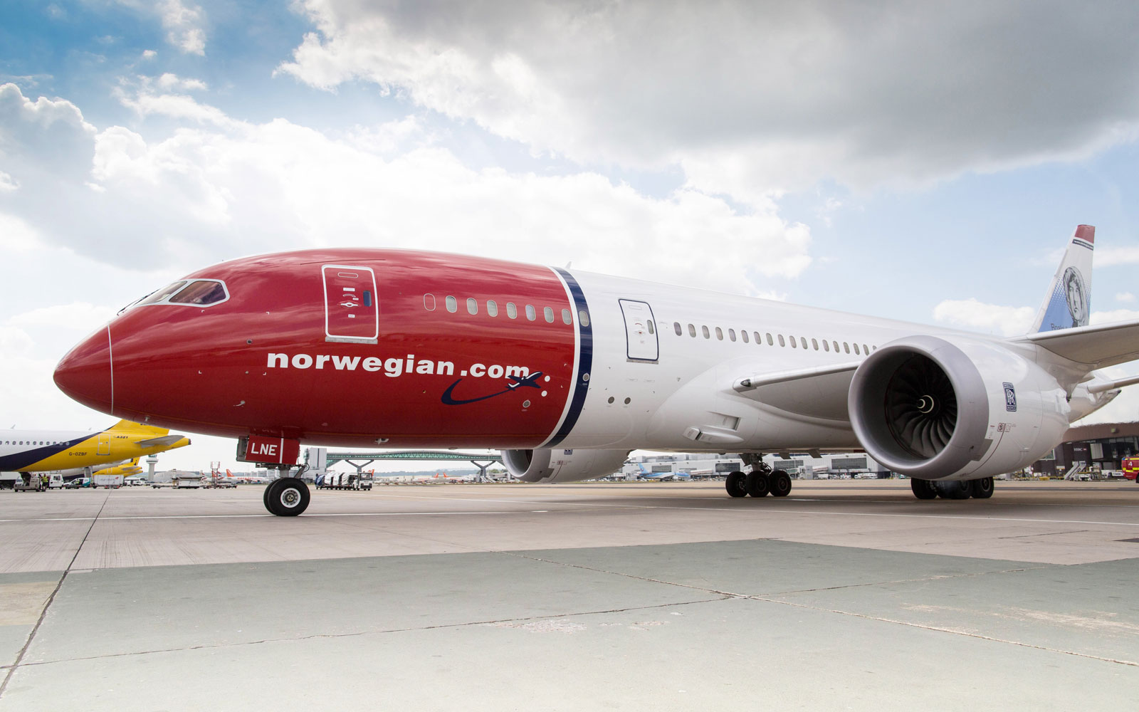 Norwegian Air Gets Go-ahead for Super-cheap Flights From the U.S. to U.K.