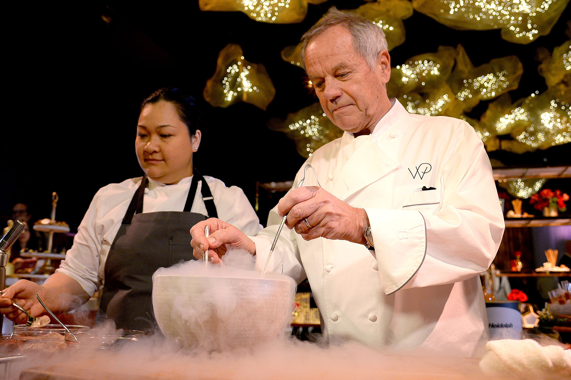 Get a Sneak Peek of the Oscars Governors Ball Menu