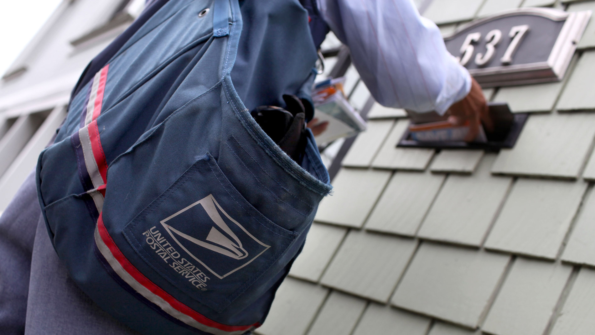 US Postal Service Mail Delivery