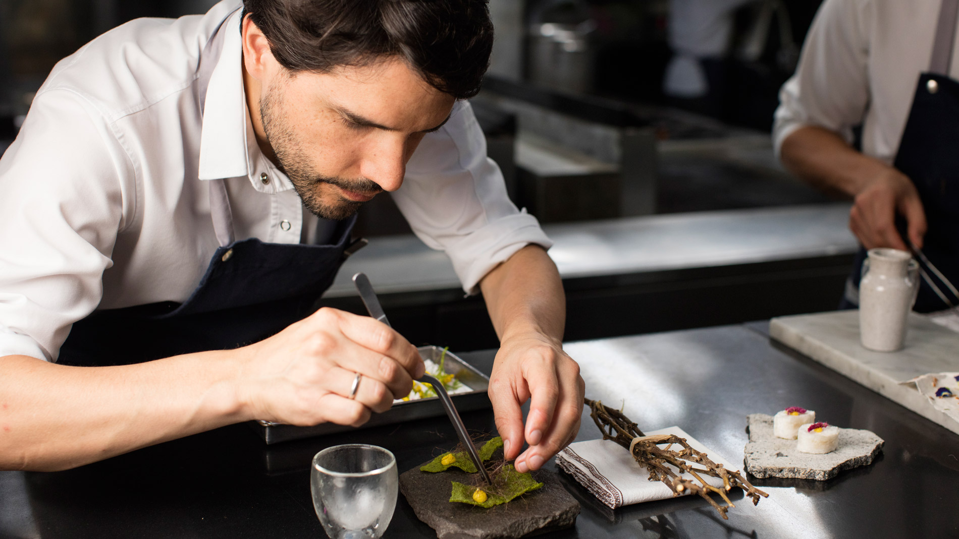 Virgilio Martinez, Central Restaurante in Lima, Peru