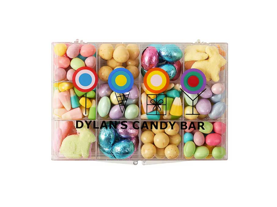 Easter Candy Tackle Box