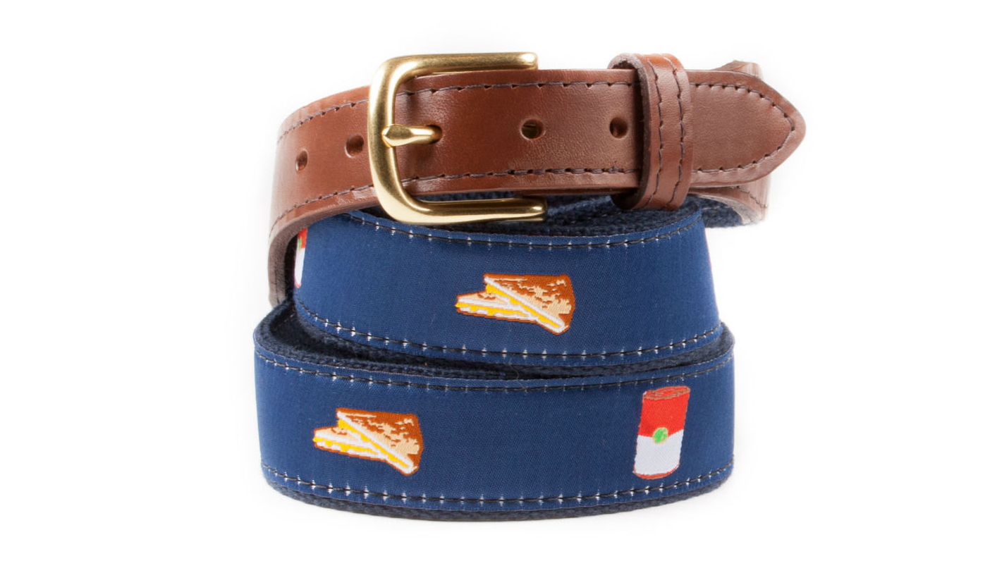 Grilled Cheese Belt
