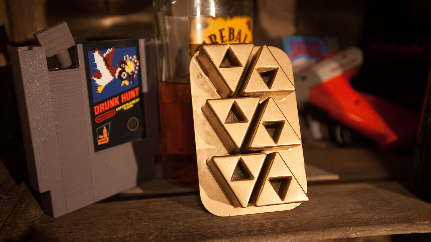 Triforce Ice Cube Tray