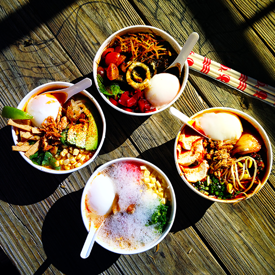 Best New Ramen Shops: East Side King