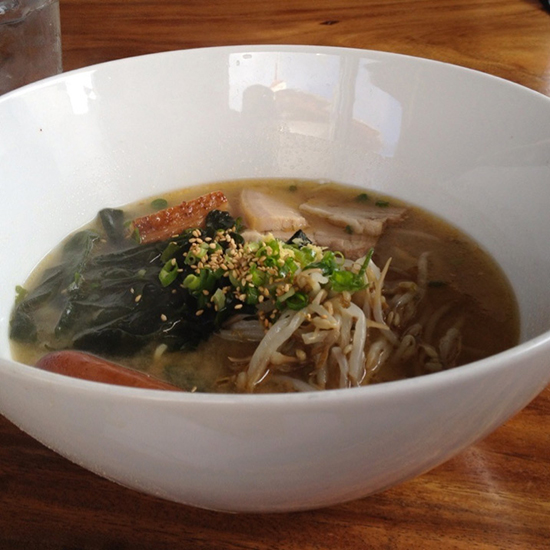 Best New Ramen Shops: Lucky Belly