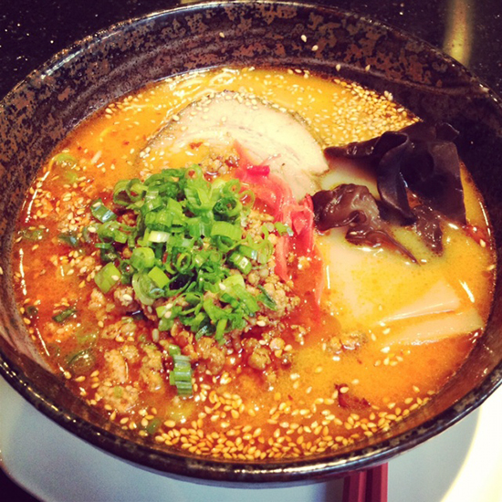 Best New Ramen Shops: Ramen Bar