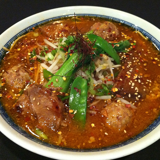Best New Ramen Shops: Slurping Turtle