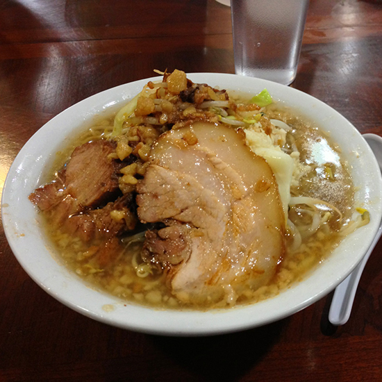 Best New Ramen Shops: Yume Wo Katare