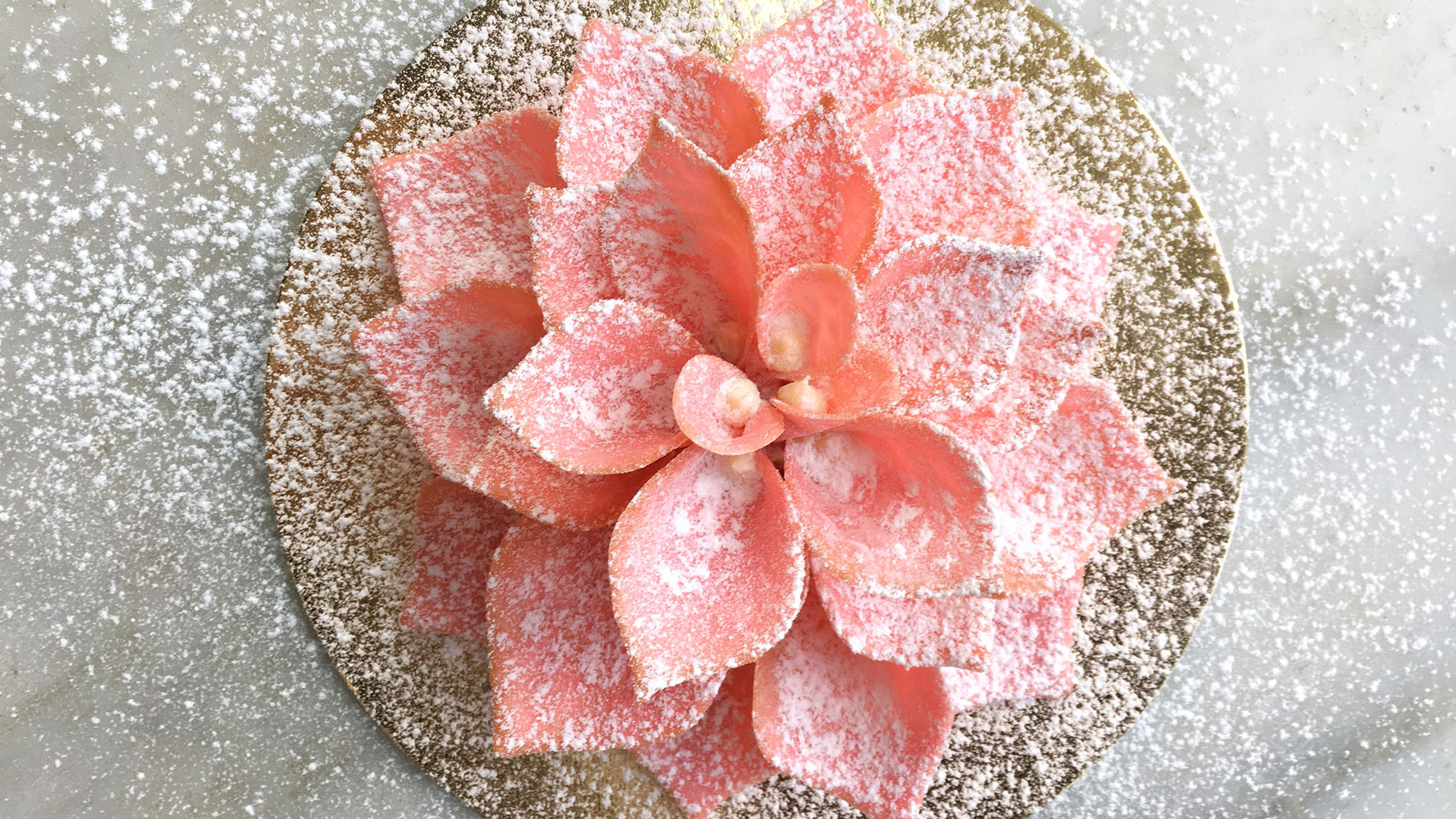 Pull-Apart Blossom Cookie