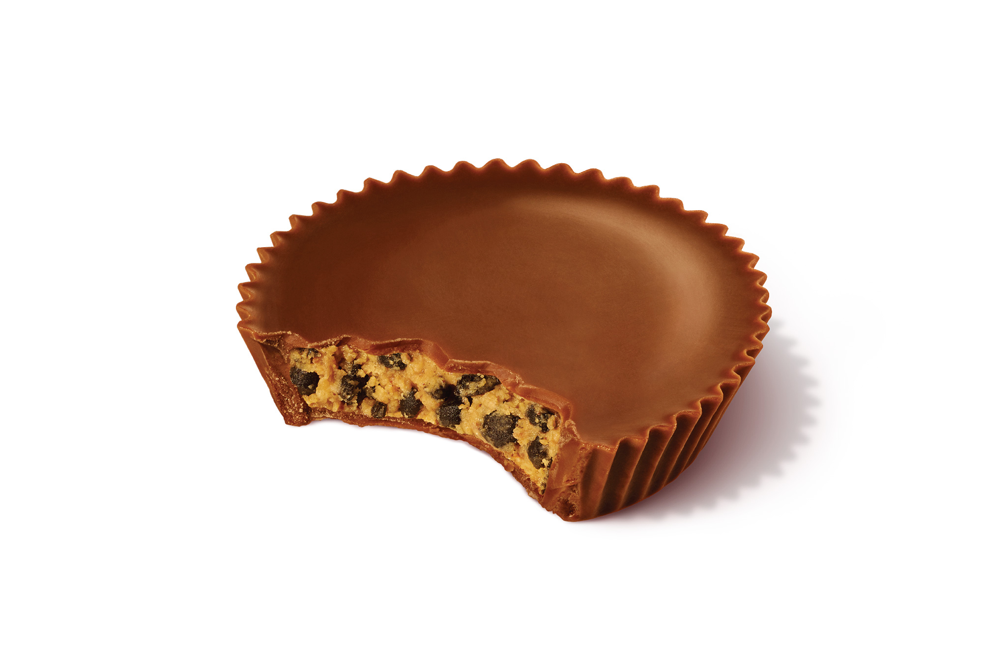 Reese's Launches New Peanut Butter Cups Filled with Crunchy Chocolate Bits