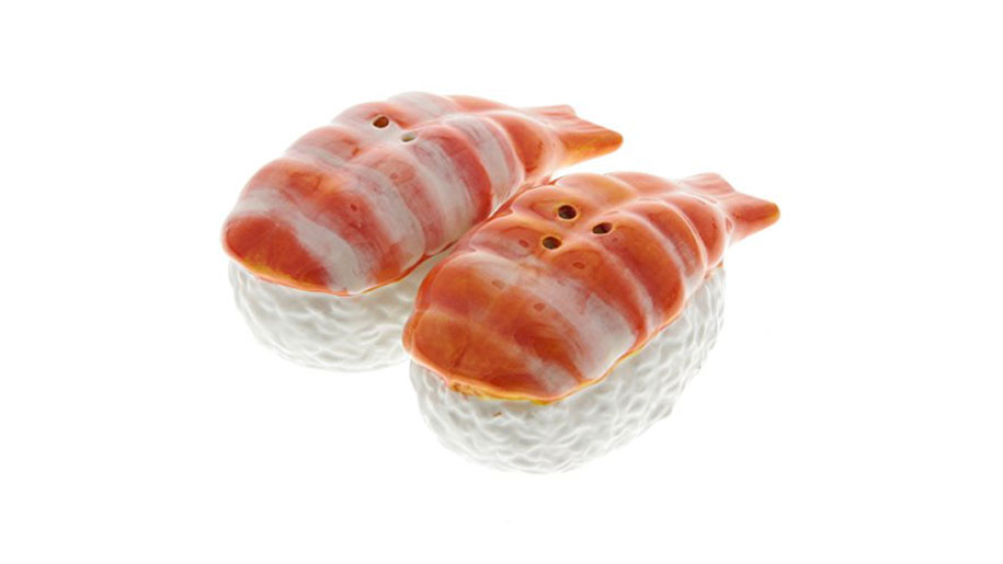 Sushi Salt and Pepper Shakers