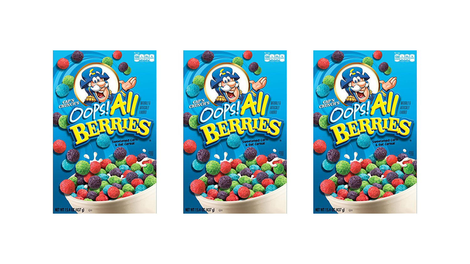 crunchberries