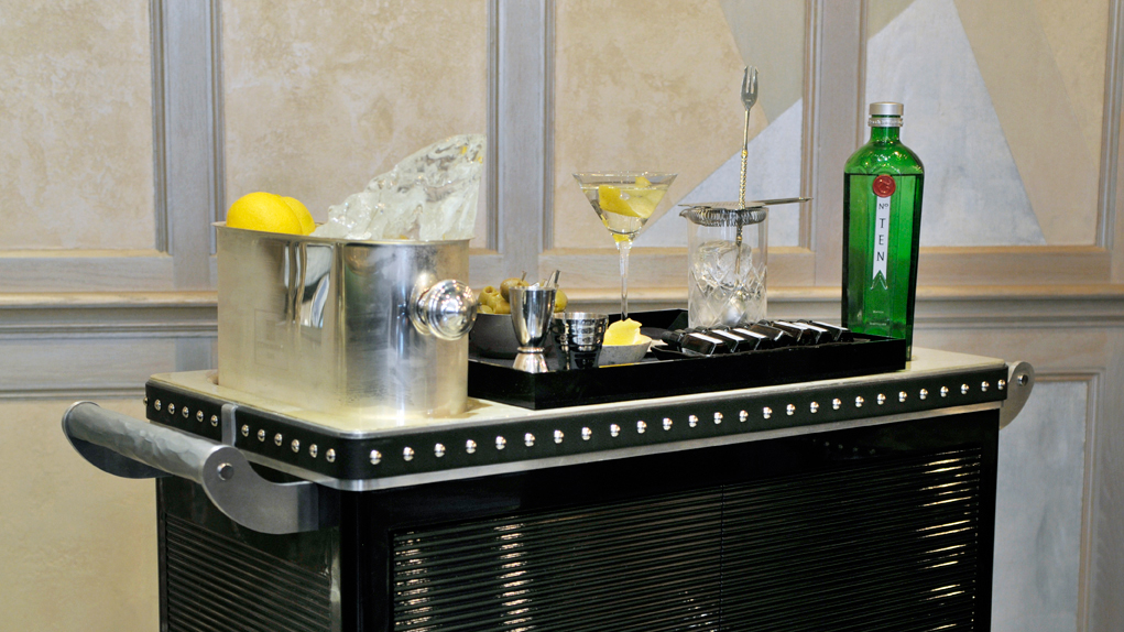 The Cocktail Bar at the Connaught Hotel in London