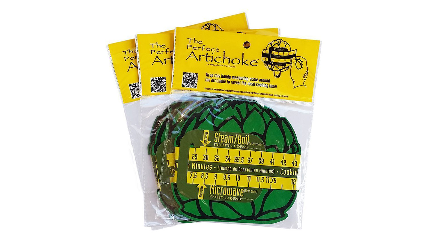 Artichoke Time Measure