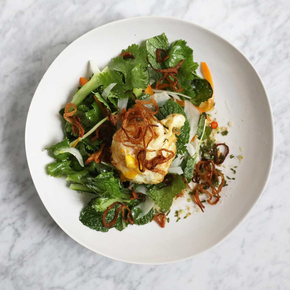 Vietnamese Fried Eggs
