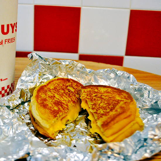 Five Guys Burgers and Fries, multiple locations