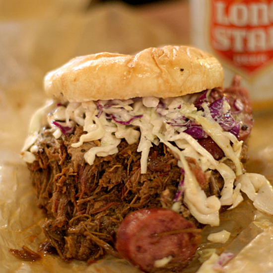 Best Sandwiches in the U.S.: Franklin BBQ