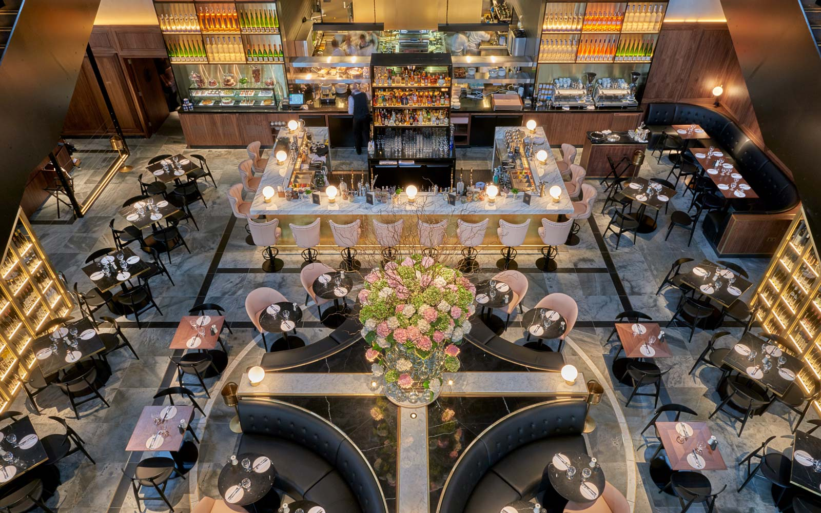 Is German Gymnasium the Most Beautiful Restaurant in the World?