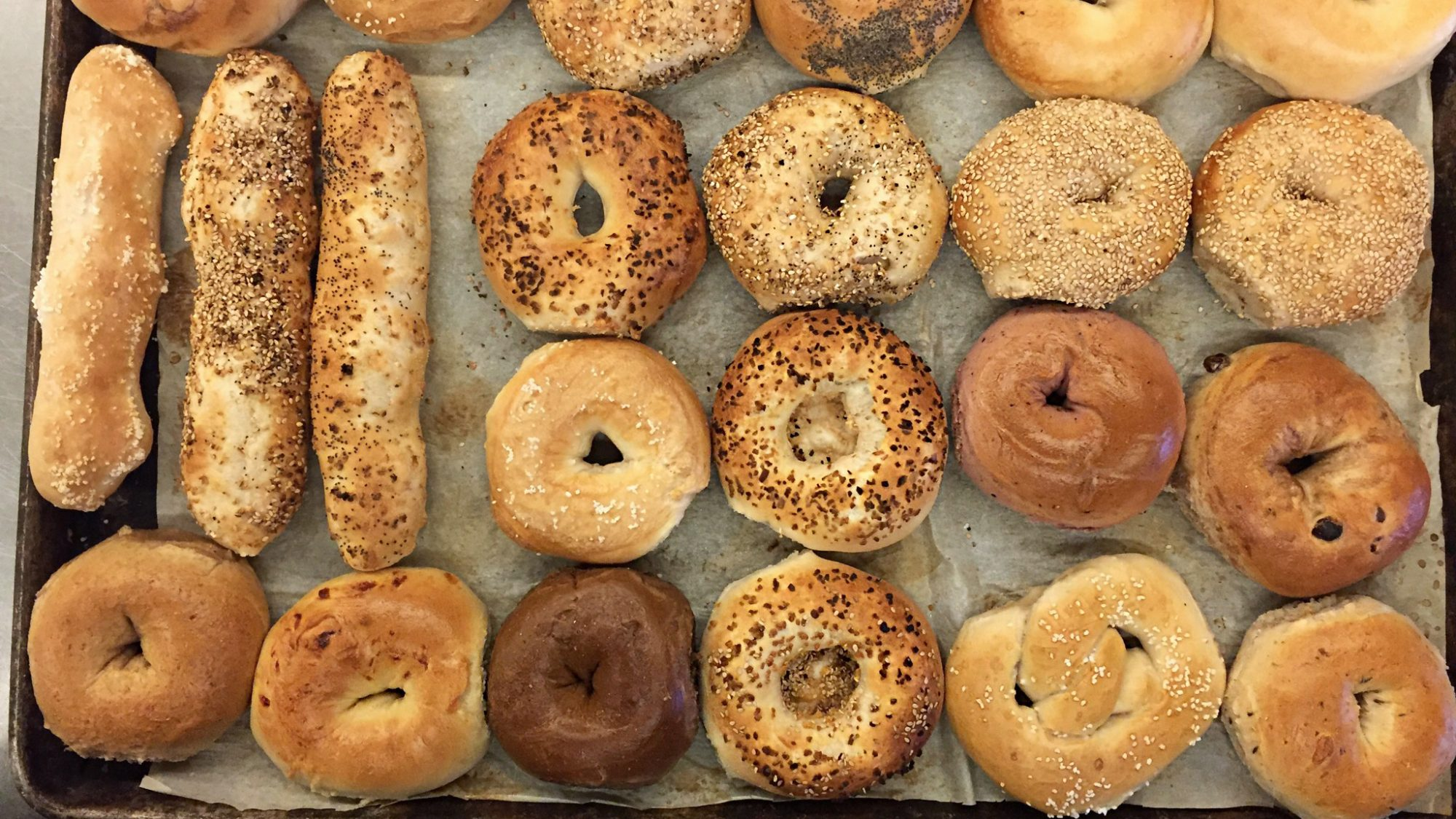 Cleveland: Bialy's Bagels