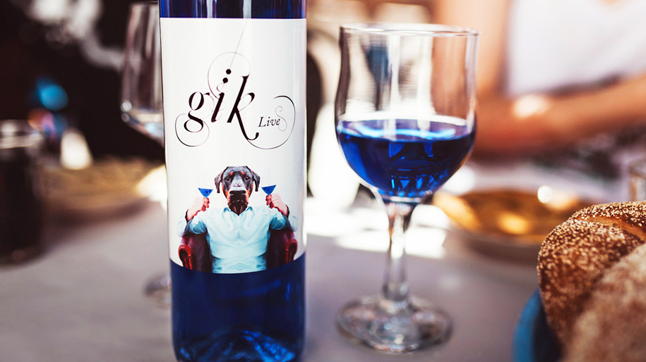 gik blue wine coming to the united states